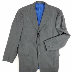 Corneliani Italy Pure Virgin Wool Sports Coat Suit
